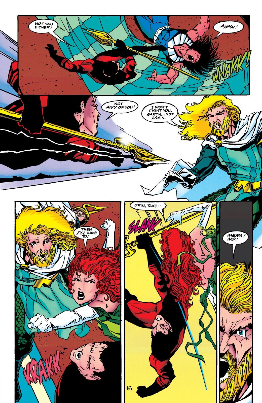 Aquaman (1994) Issue #49 #55 - English 17