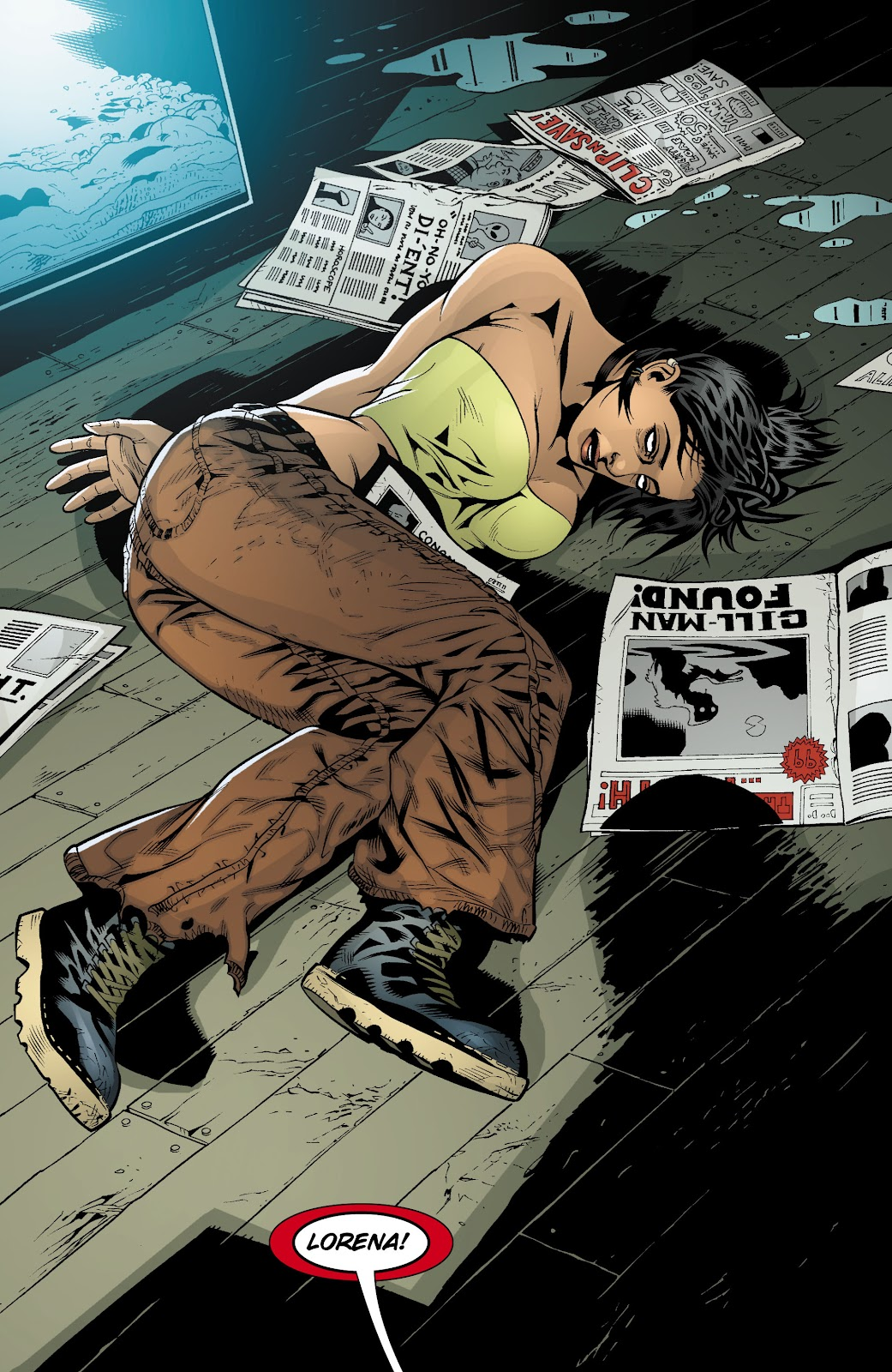 Aquaman (2003) Issue #19 #19 - English 19