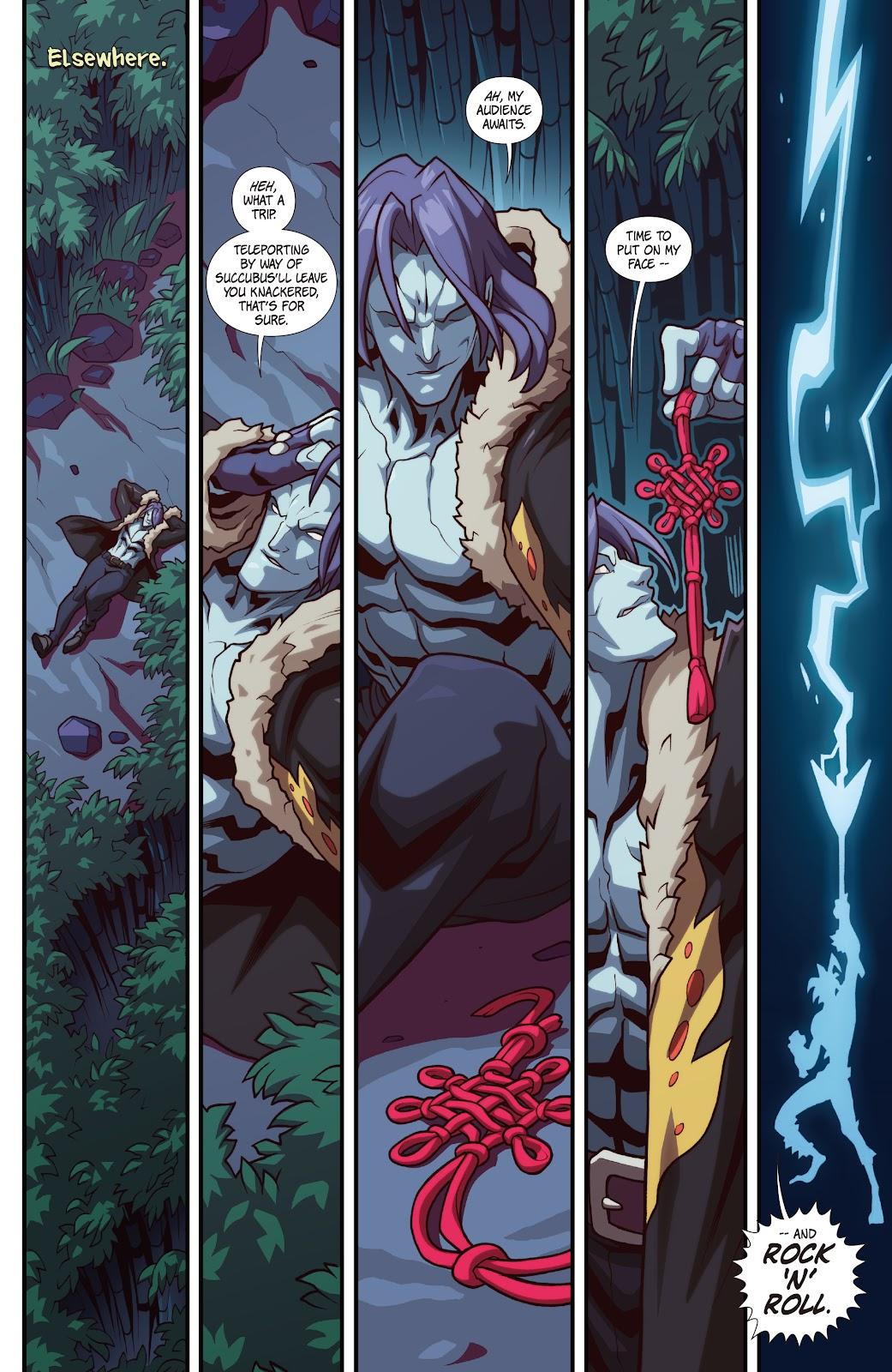 Street Fighter VS Darkstalkers Issue #1 #2 - English 22