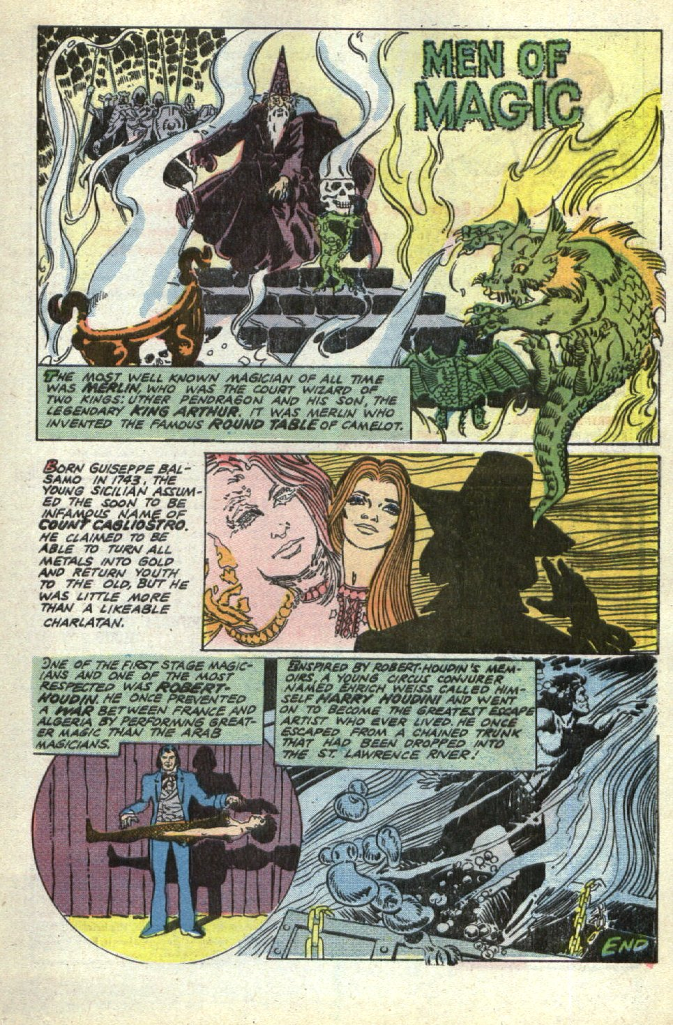 Read online Scary Tales comic -  Issue #21 - 21