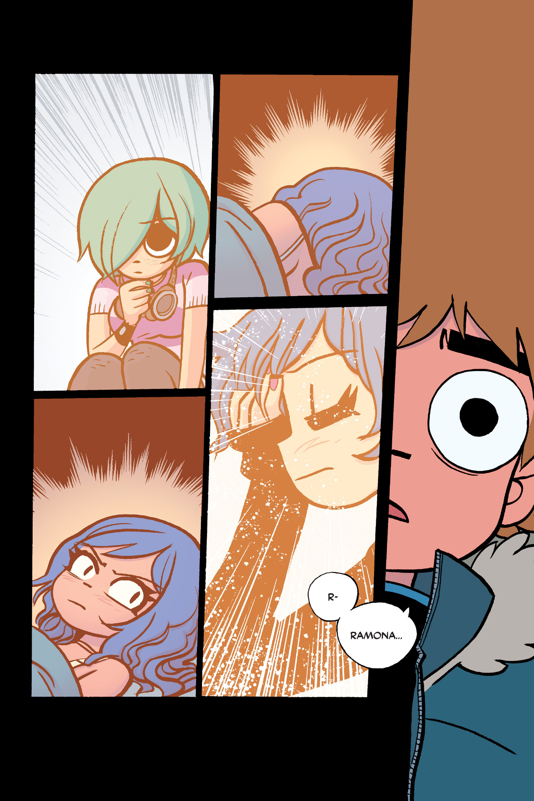 Read online Scott Pilgrim comic -  Issue #6 - 87