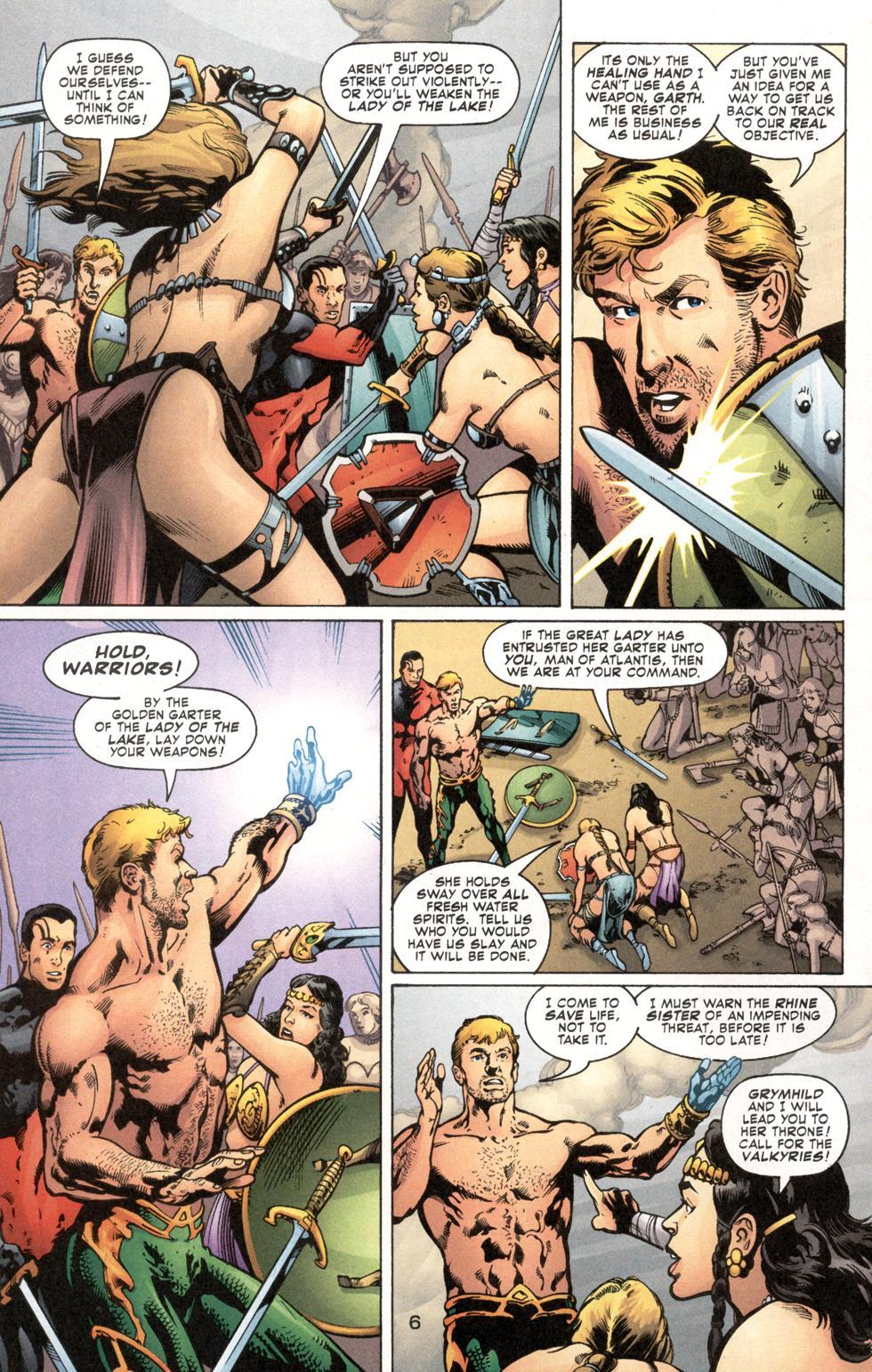 Aquaman (2003) Issue #7 #7 - English 8