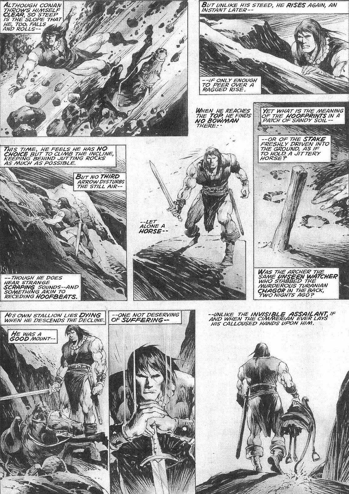 The Savage Sword Of Conan Issue #209 #210 - English 26