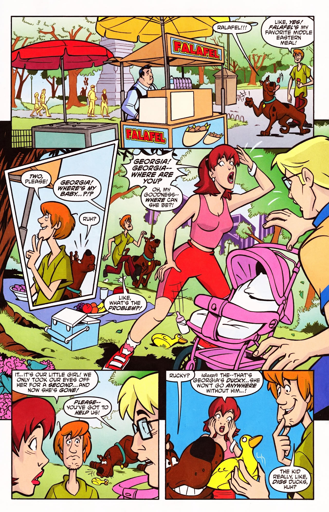 Read online Scooby-Doo (1997) comic -  Issue #143 - 17