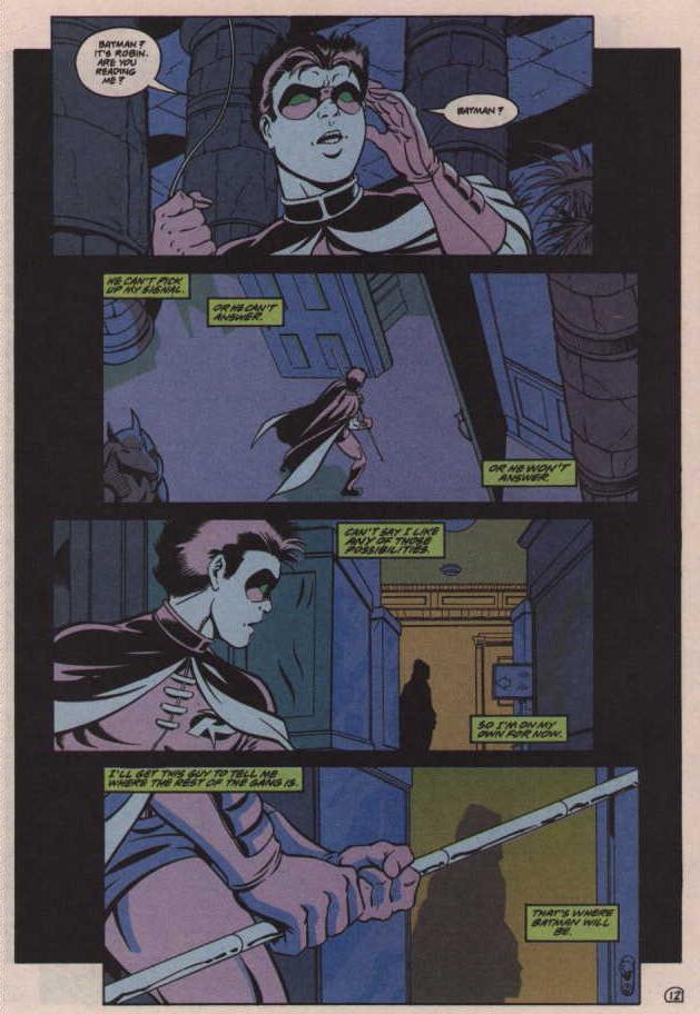 Batman: Knightfall #Aftermath_-_1 #98 - English 13