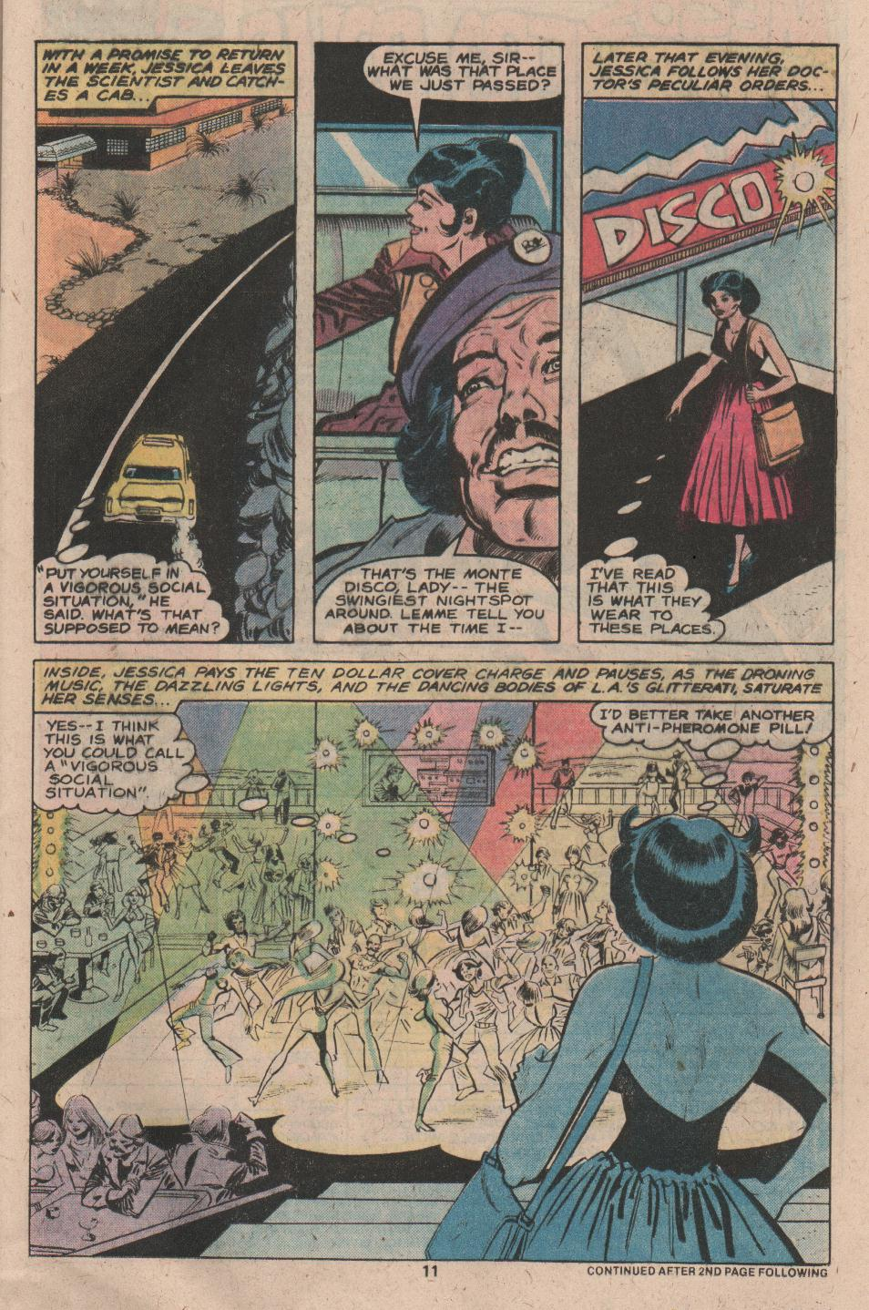 Spider-Woman (1978) Issue #17 #17 - English 9