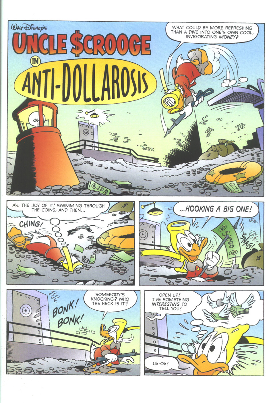 Uncle Scrooge (1953) Issue #351 #351 - English 3