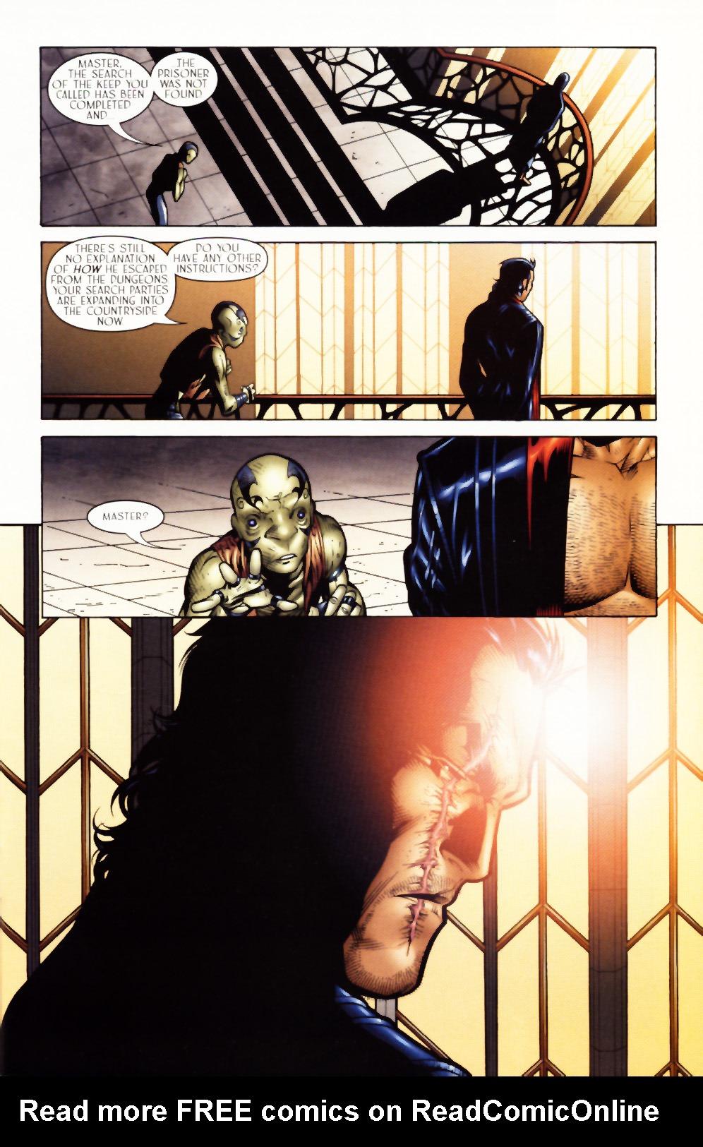 Read online Scion comic -  Issue #3 - 5