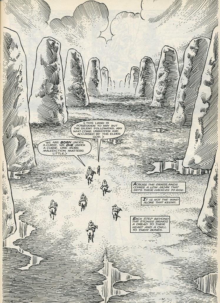 vage Sword #58 - English 21