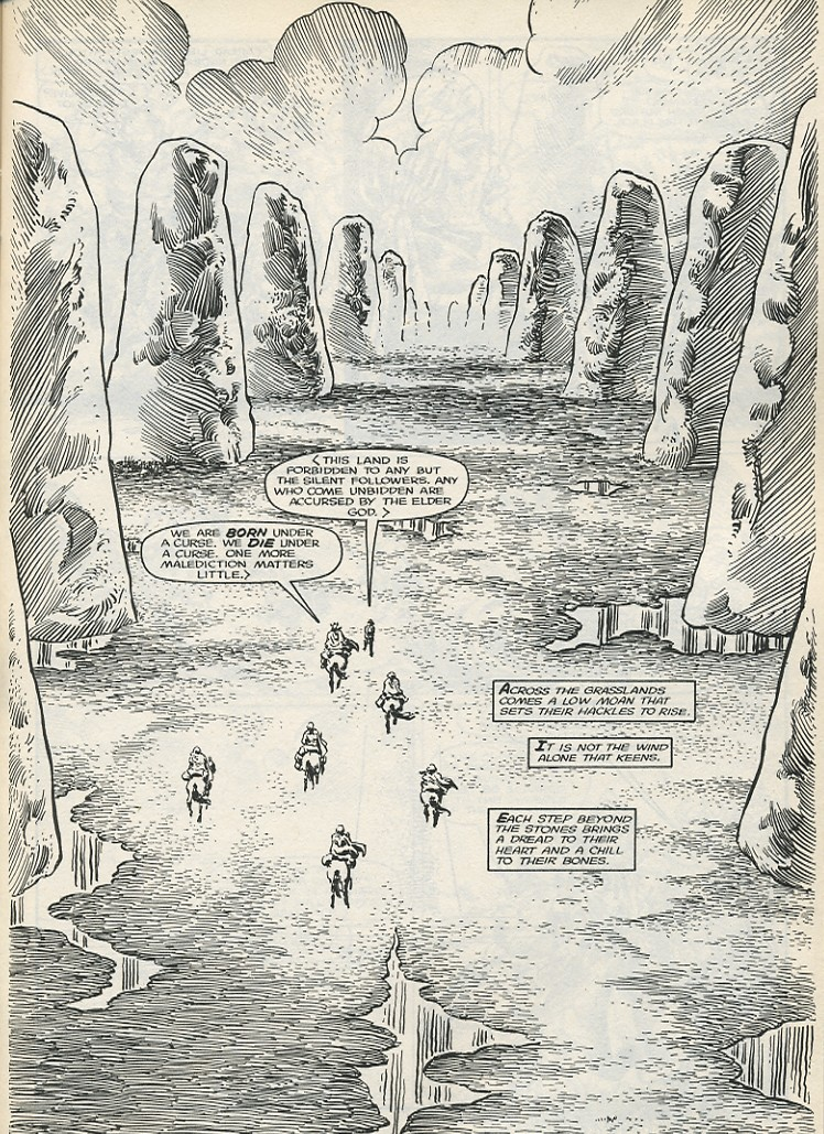 The Savage Sword Of Conan Issue #178 #179 - English 21