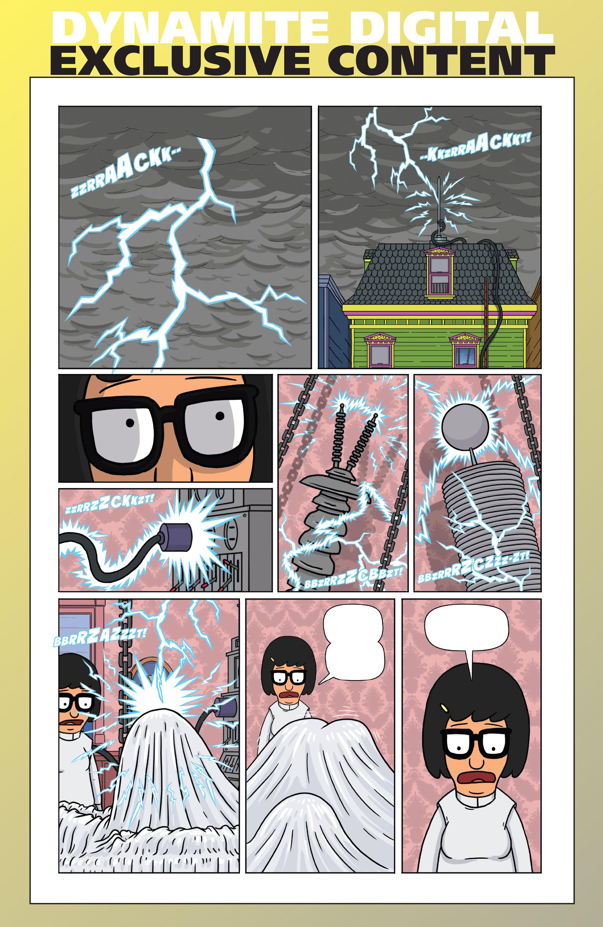 Read online Bob's Burgers (2014) comic -  Issue #4 - 29