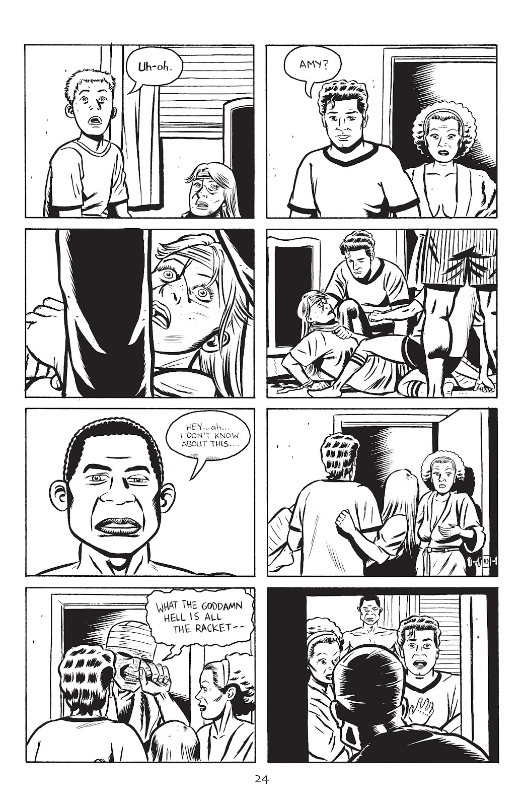Stray Bullets Issue #28 #28 - English 26