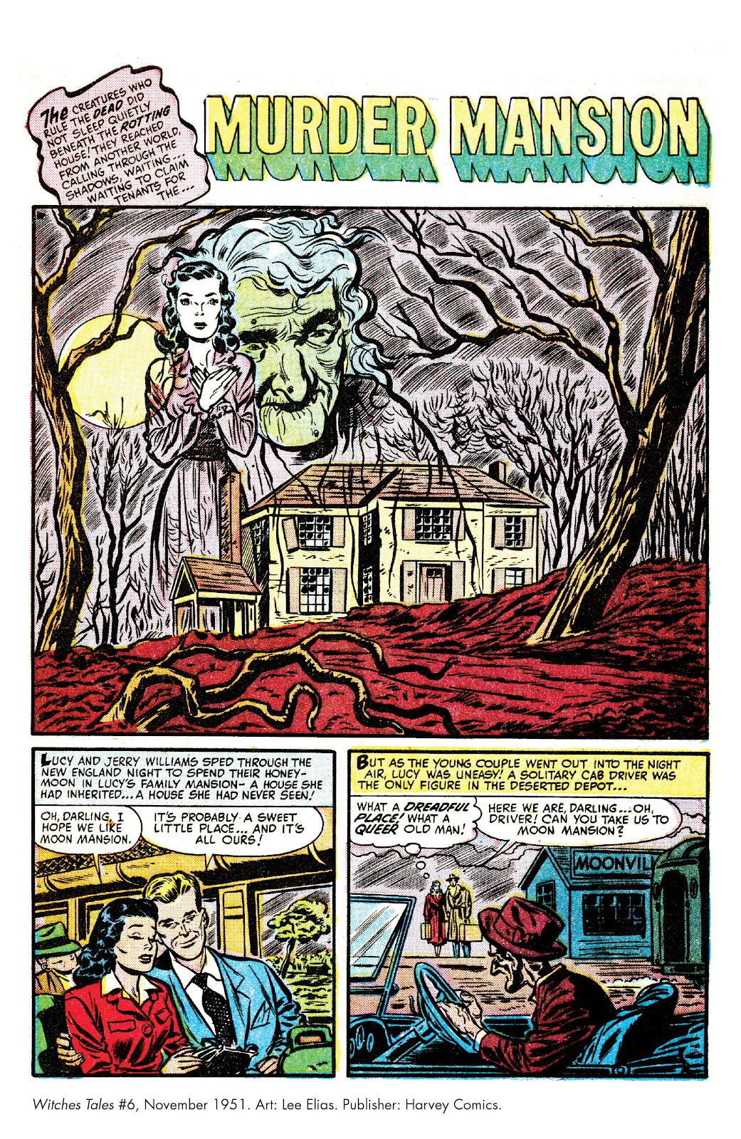 Haunted Horror Issue #18 #18 - English 35