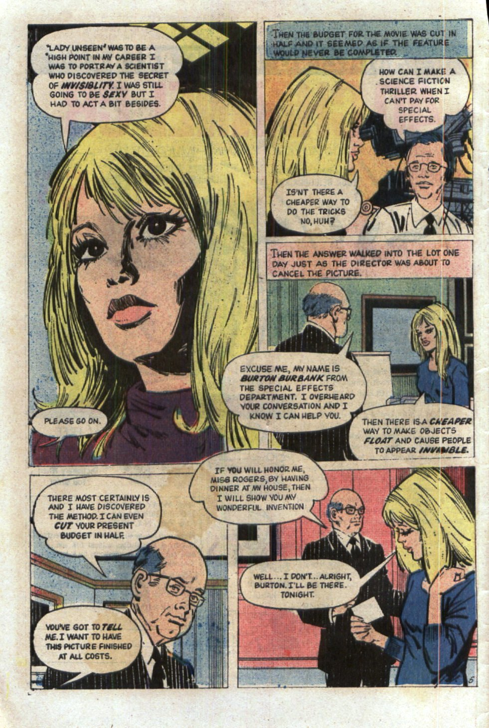 Read online Scary Tales comic -  Issue #16 - 8