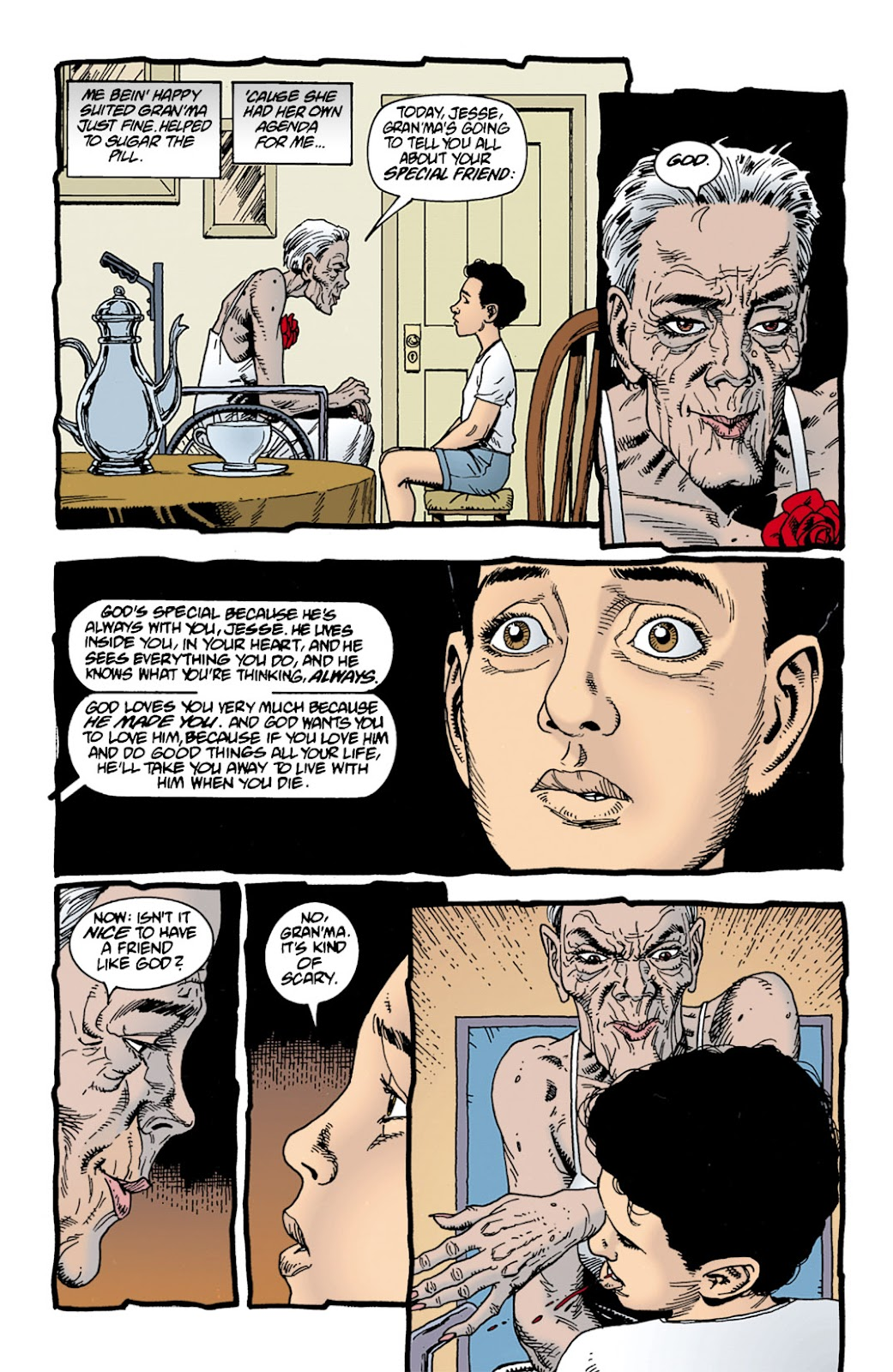 Preacher Issue #9 #18 - English 19
