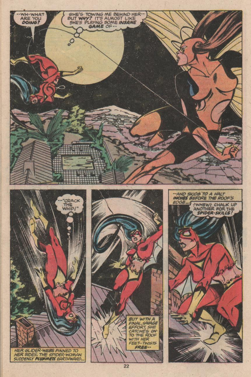 Spider-Woman (1978) Issue #10 #10 - English 14