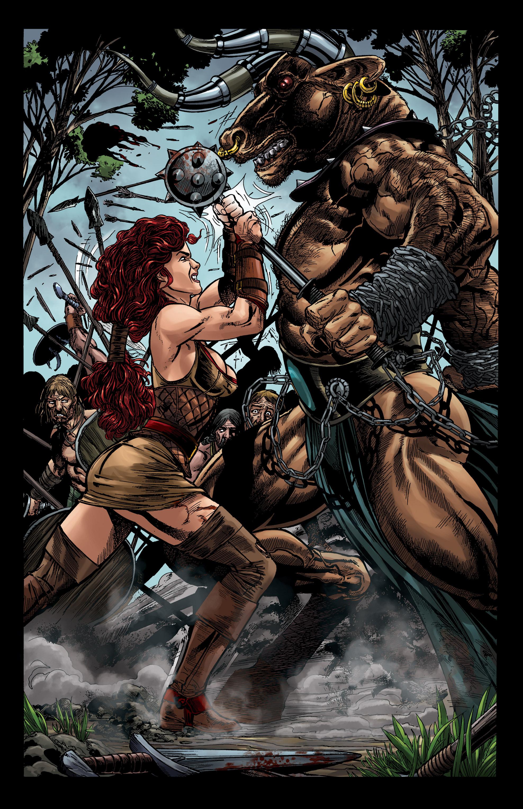 Read online Belladonna comic -  Issue #0 - 7