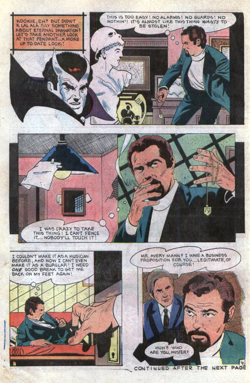 Read online Scary Tales comic -  Issue #34 - 6