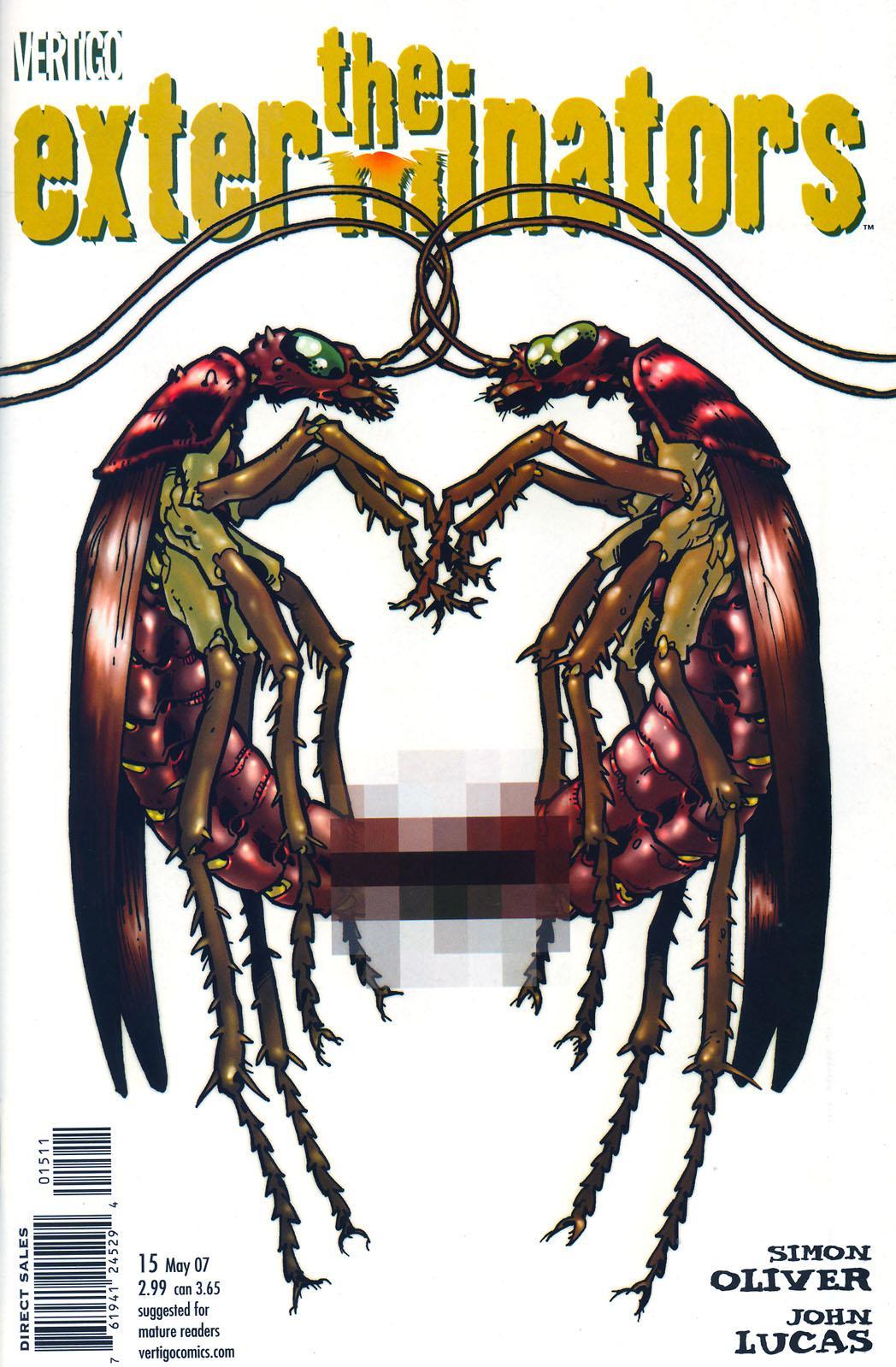 The Exterminators 15 Page 1