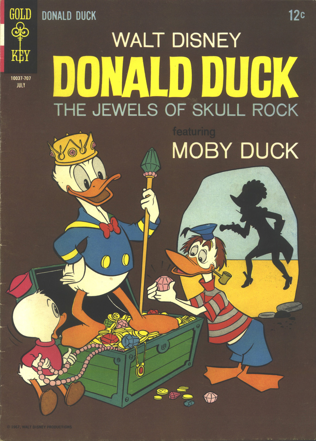Donald Duck (1962) 114 Page 1