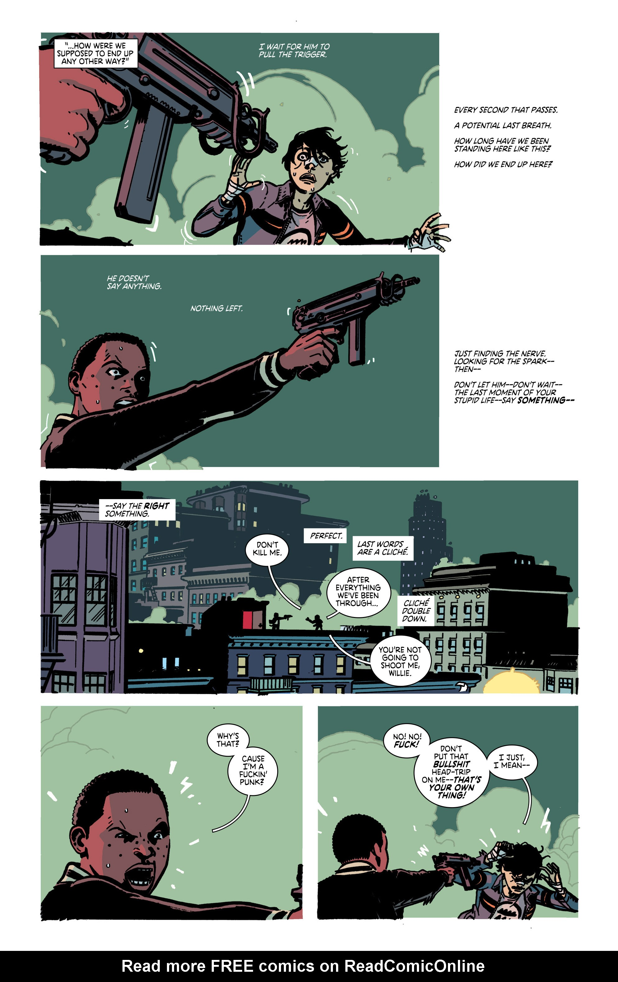 Read online Deadly Class comic -  Issue #21 - 7