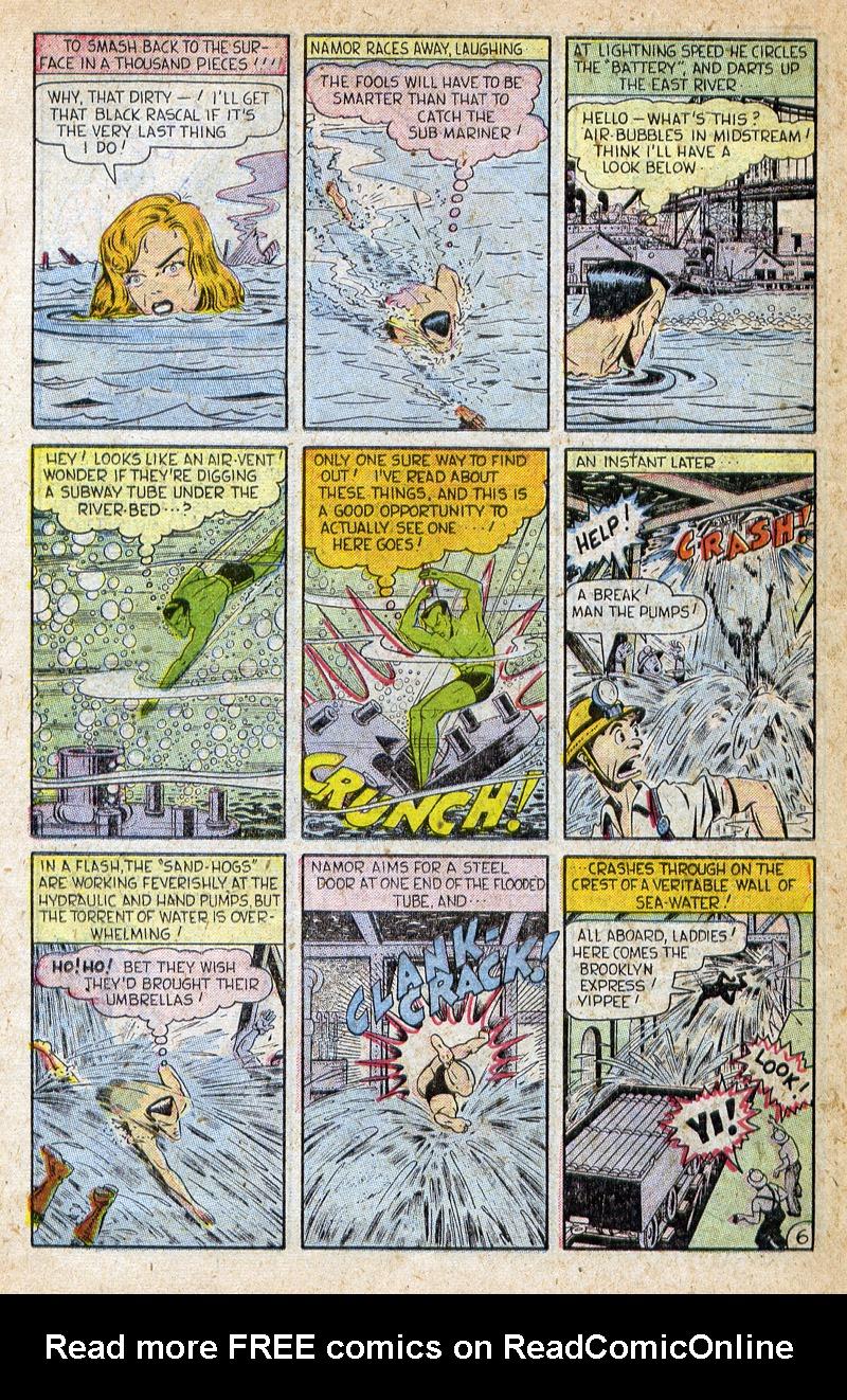 Sub-Mariner Comics #32 #32 - English 26
