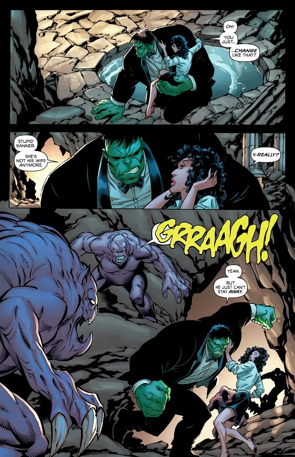 Incredible Hulks (2010) Issue #627 #17 - English 12