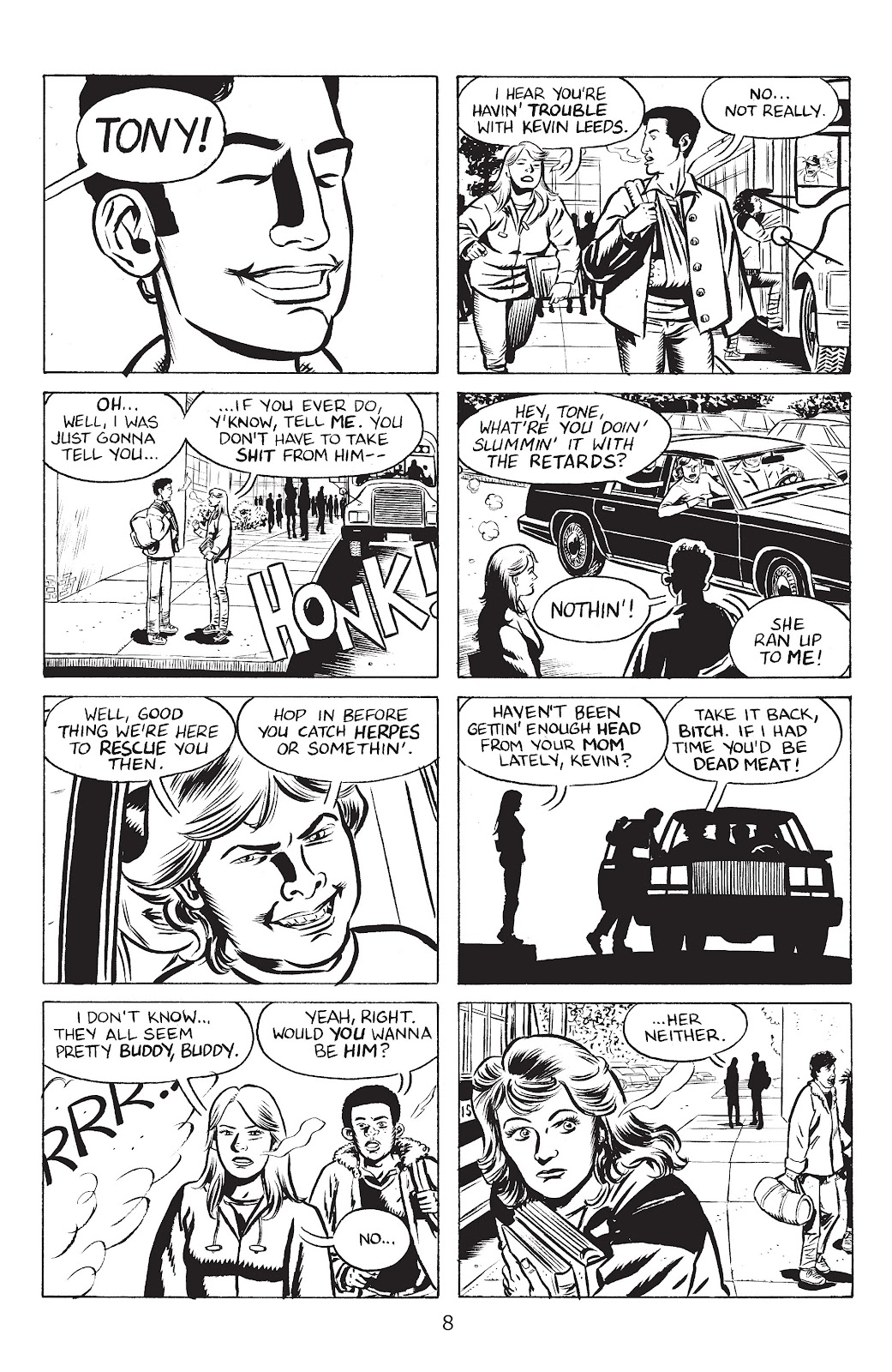 Stray Bullets Issue #35 #35 - English 10