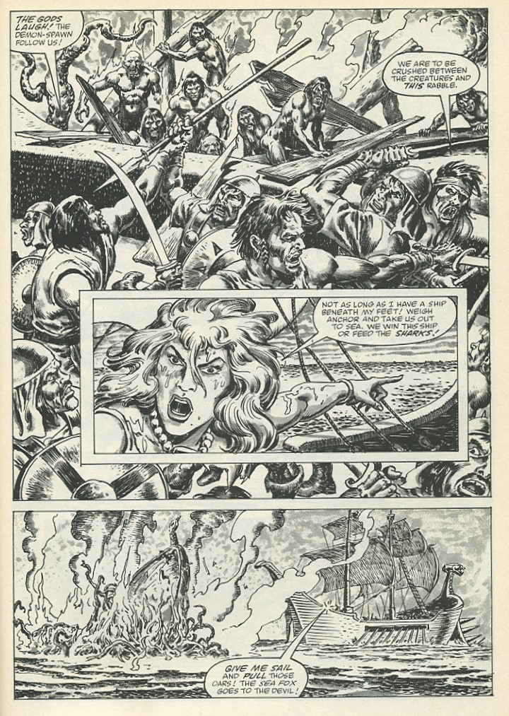 The Savage Sword Of Conan Issue #139 #140 - English 53