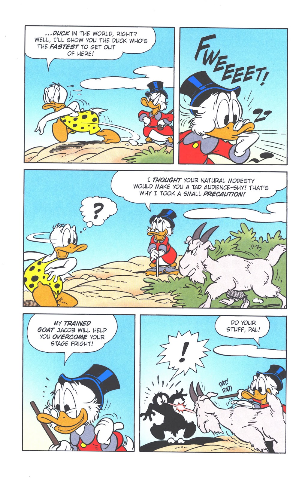 Uncle Scrooge (1953) Issue #378 #378 - English 8