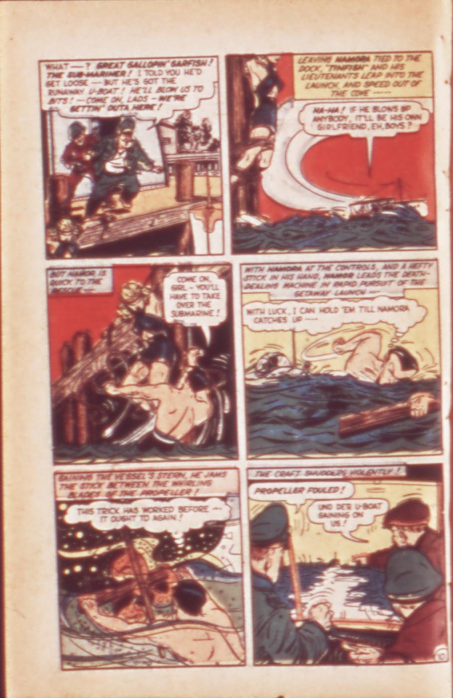 Sub-Mariner Comics #24 #24 - English 26