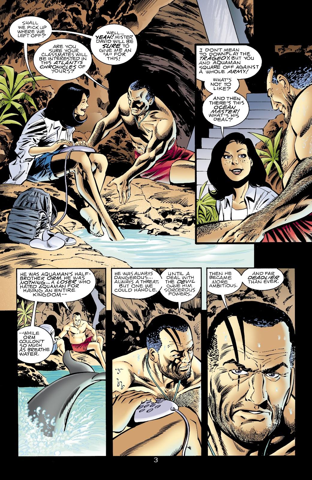 Aquaman (1994) Issue #67 #73 - English 4