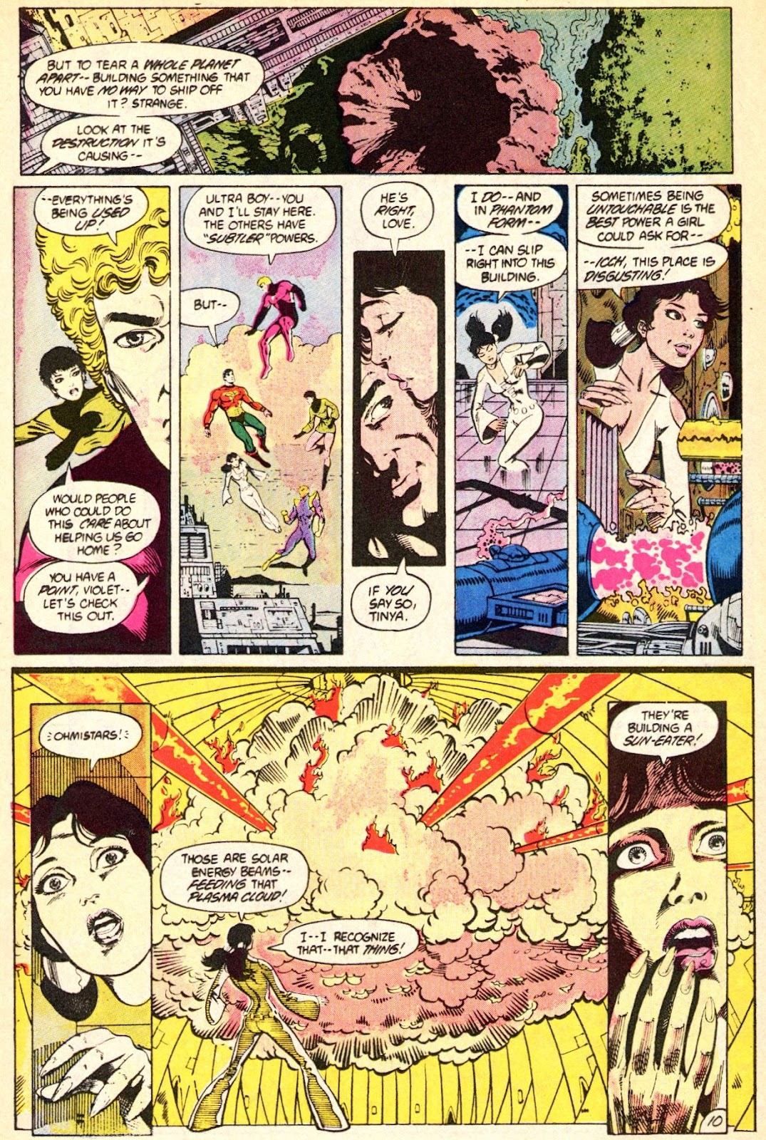 Tales of the Legion Issue #332 #19 - English 11