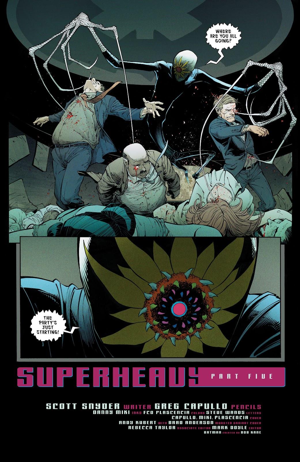 Batman (2011) Issue #45 #64 - English 25