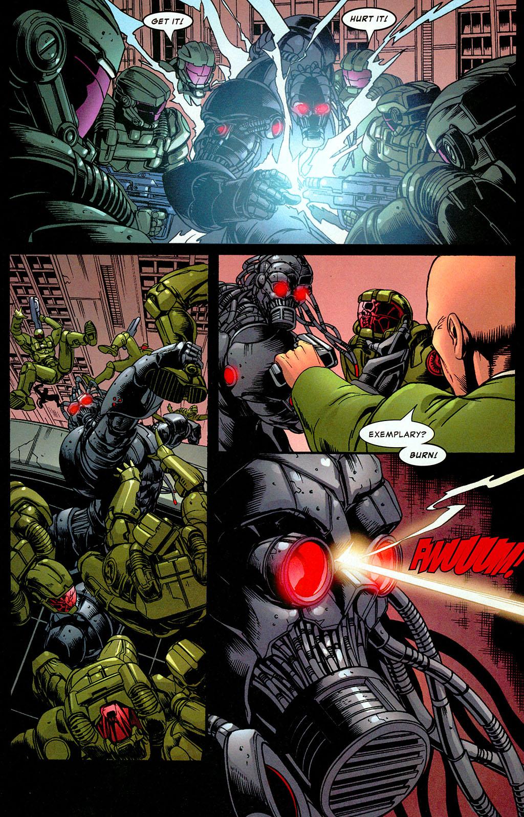 Read online Amazing Fantasy (2004) comic -  Issue #20 - 14