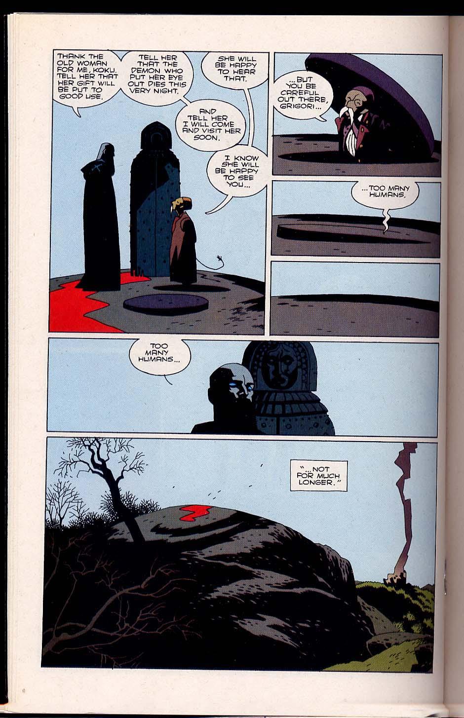 Hellboy: Wake the Devil Issue #4 #4 - English 18