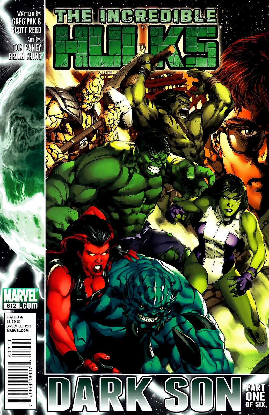 Incredible Hulks (2010) Issue #612 #2 - English 1