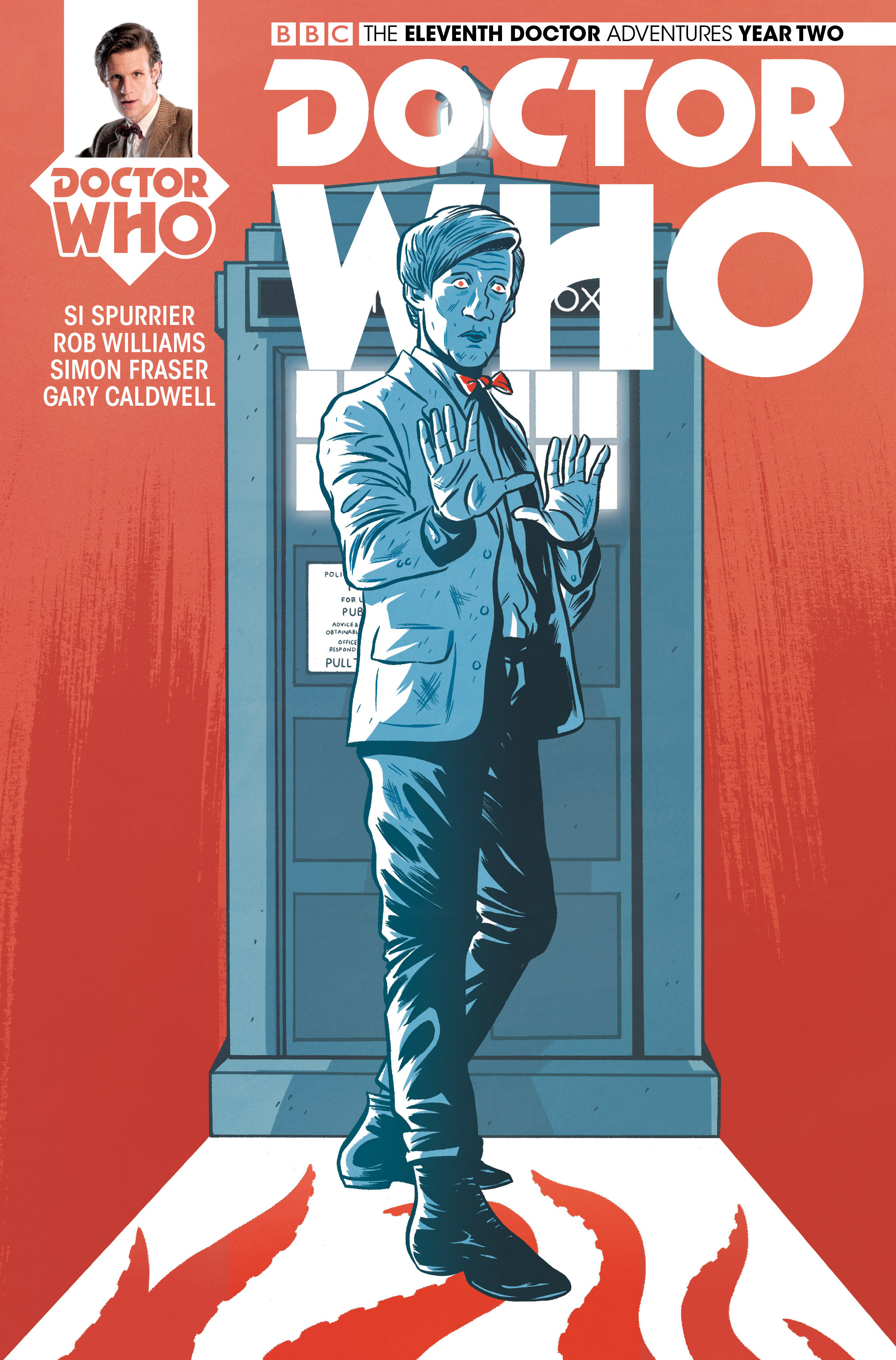 Doctor Who: The Eleventh Doctor Year Two 15 Page 1