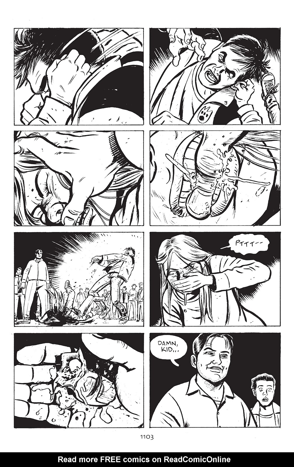 Stray Bullets Issue #41 #41 - English 27
