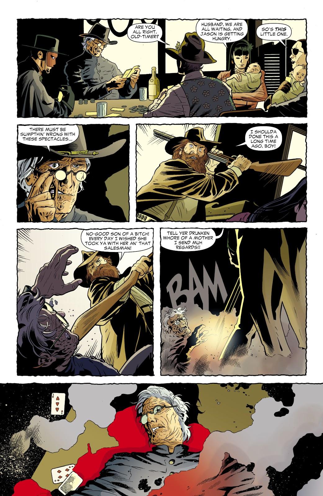 Jonah Hex (2006) Issue #70 #70 - English 9