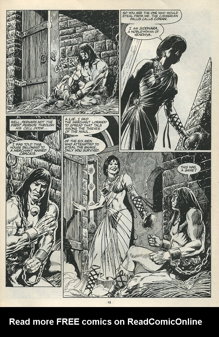 The Savage Sword Of Conan Issue #174 #175 - English 15