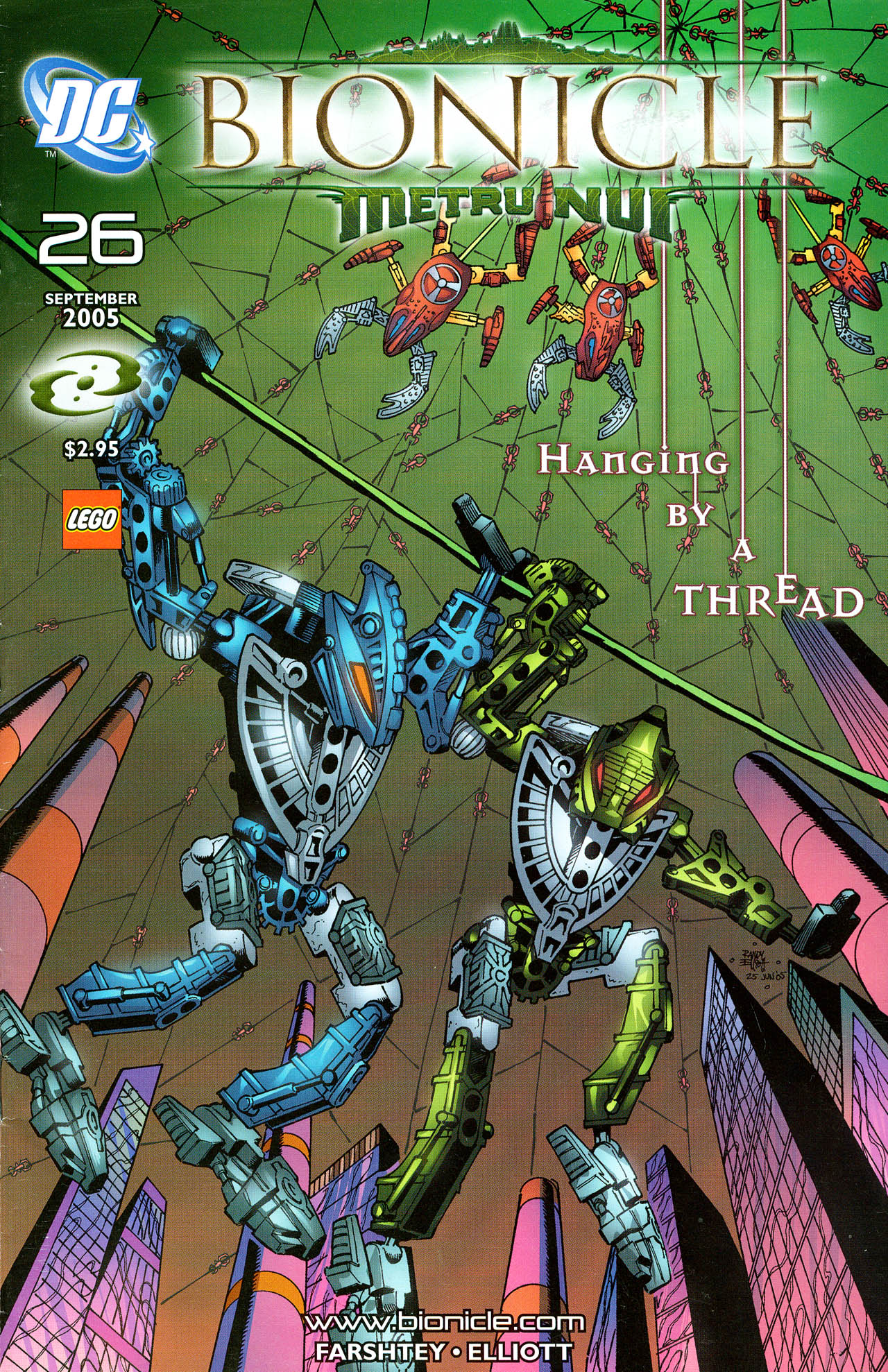 Bionicle 26 Page 1