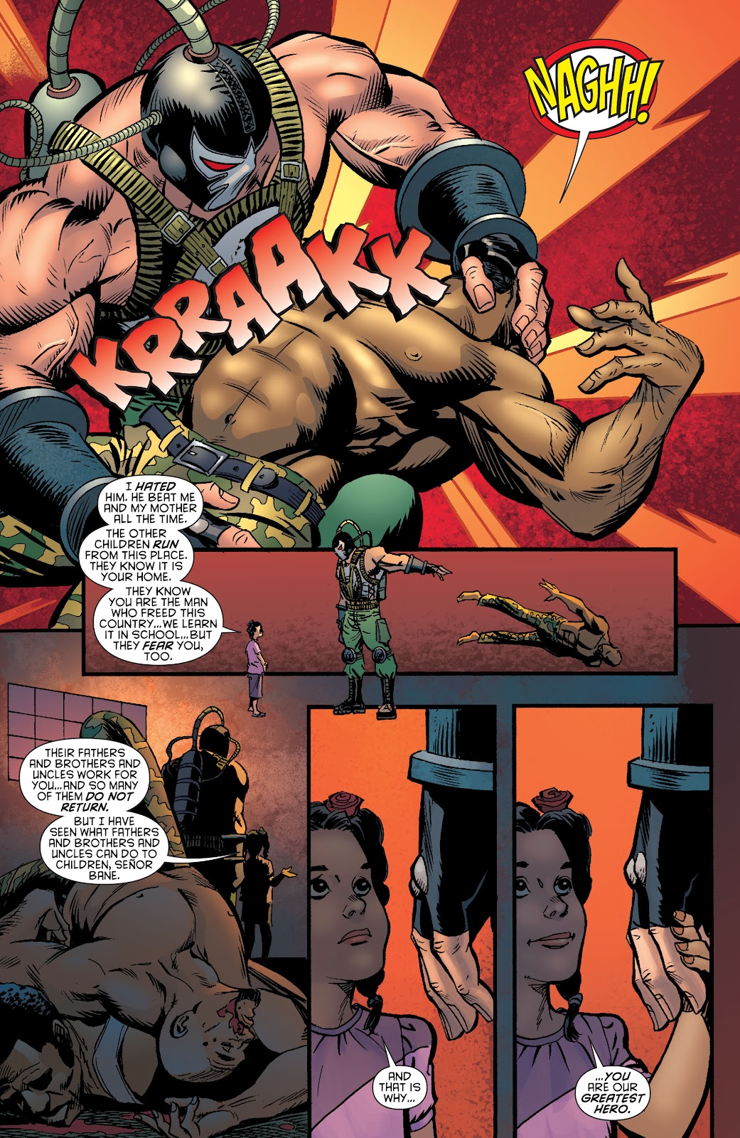 Batman (2011) Issue #23.4 #42 - English 6
