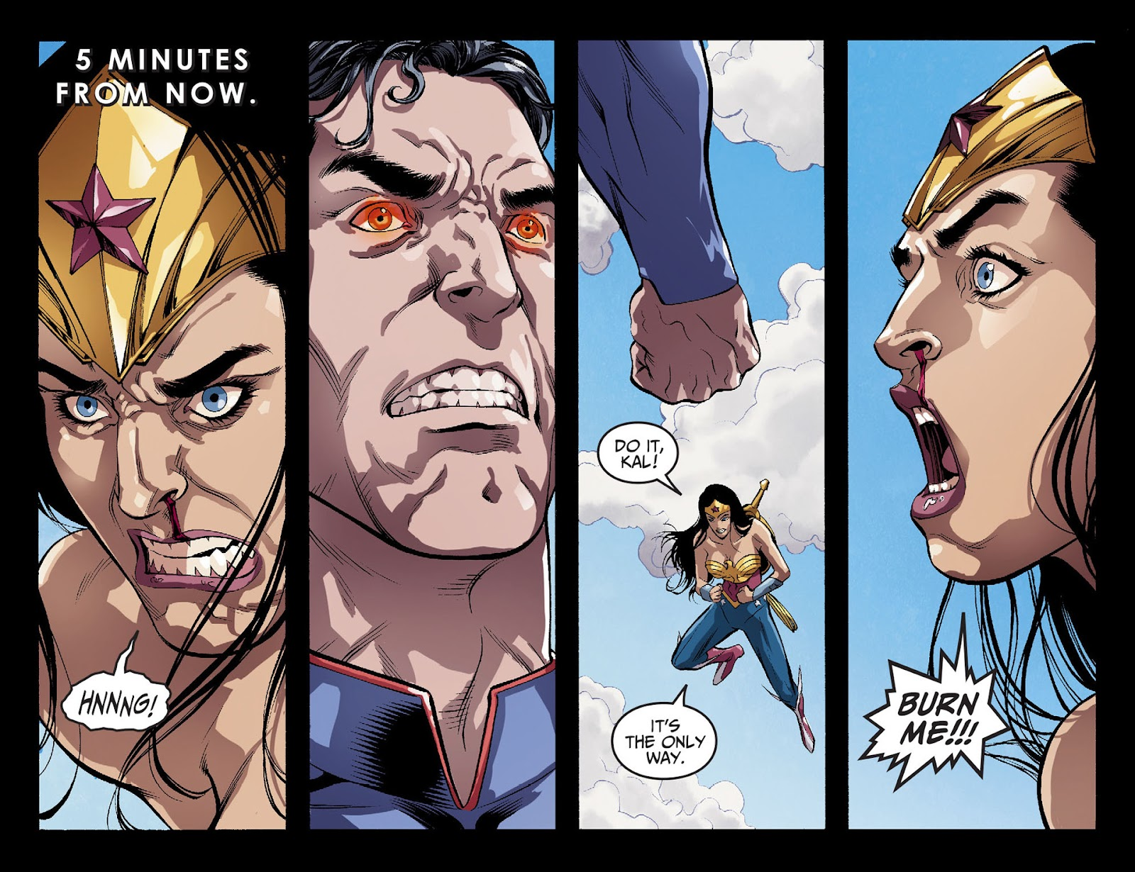 Injustice: Gods Among Us [I] Issue #29 #30 - English 3