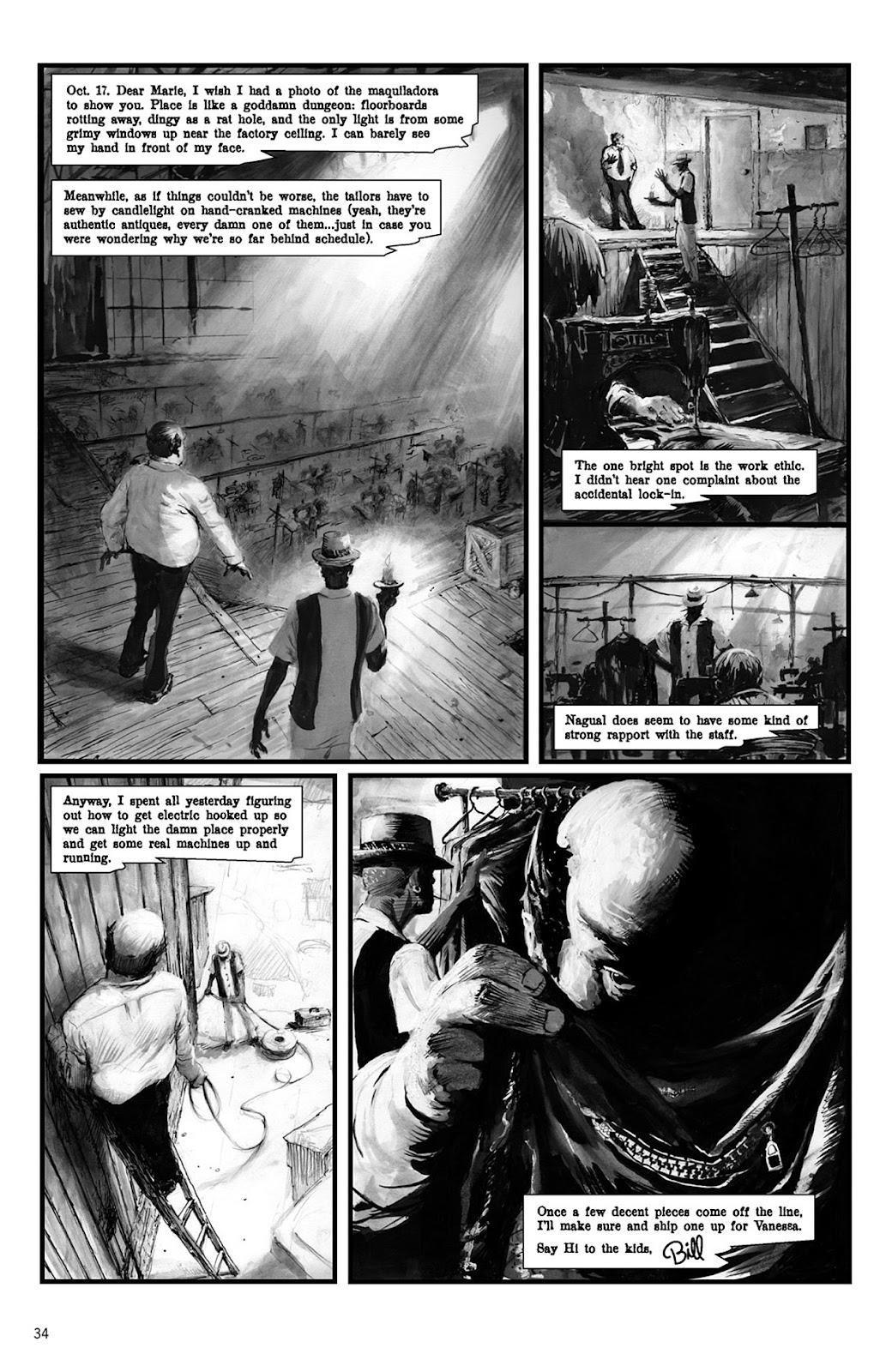 Creepy (2009) Issue #3 #3 - English 36