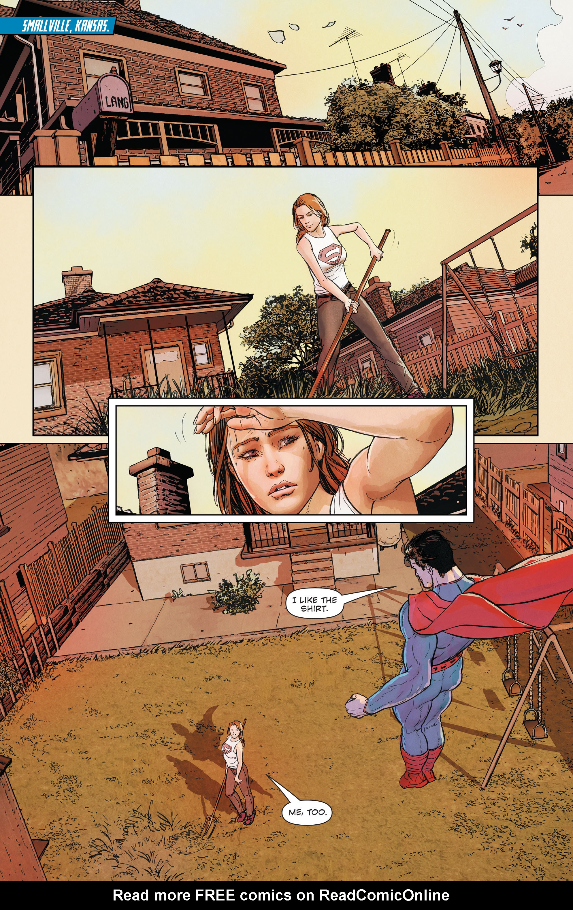 Read online Superman (2011) comic -  Issue #51 - 12