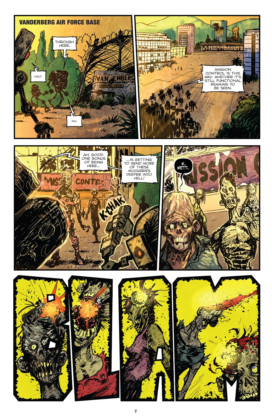 Zombies vs Robots (2015) Issue #4 Page 4