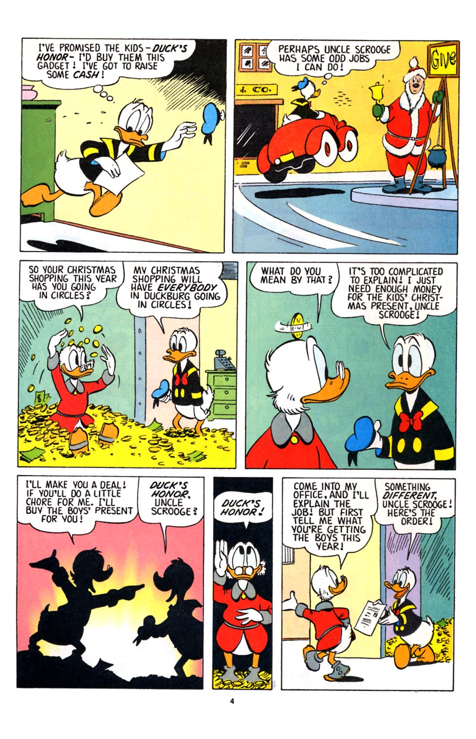 Uncle Scrooge (1953) Issue #251 #251 - English 5