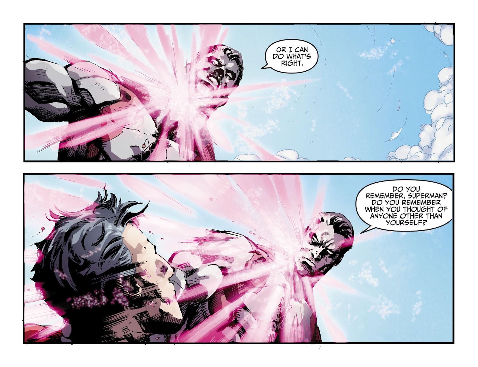 Injustice: Gods Among Us [I] Issue #32 #33 - English 16