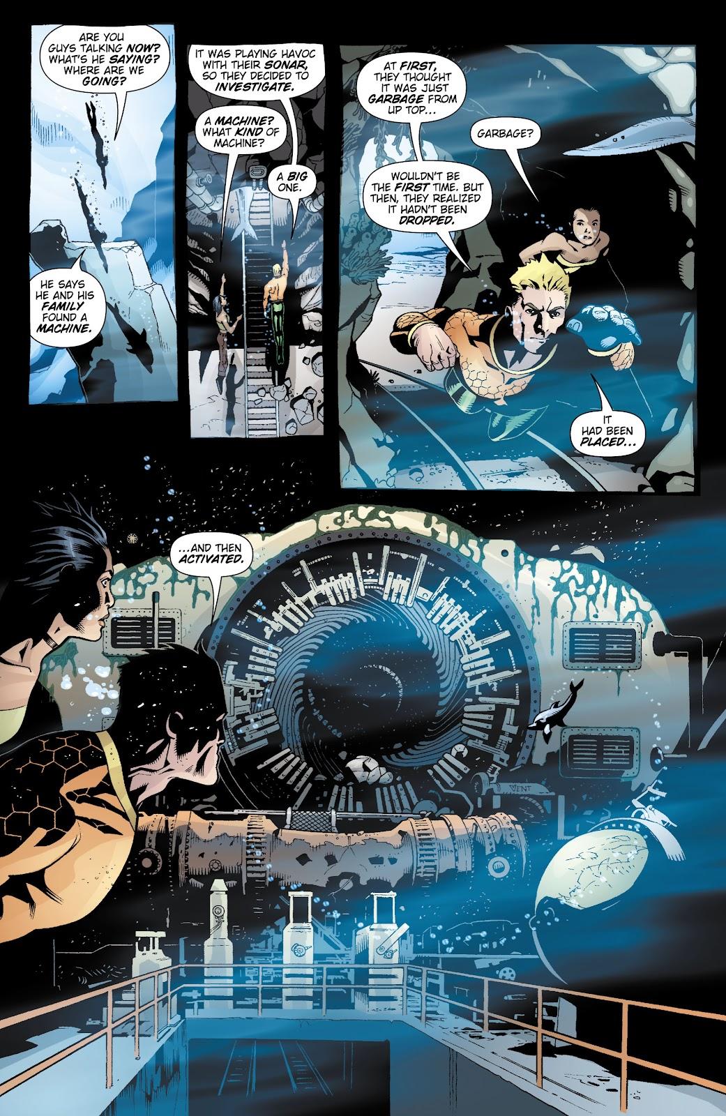 Aquaman (2003) Issue #17 #17 - English 20